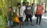 Les CAP agricoles du LEPA Do Neva en visite sur Poindimié