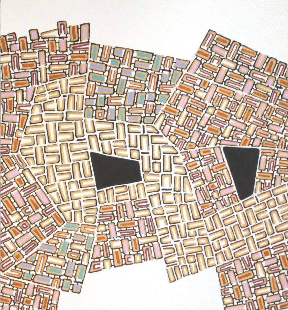 """""""Les quartiers de Port-Vila"""", une exposition à l'école Maurice Leenhardt   ARP"""